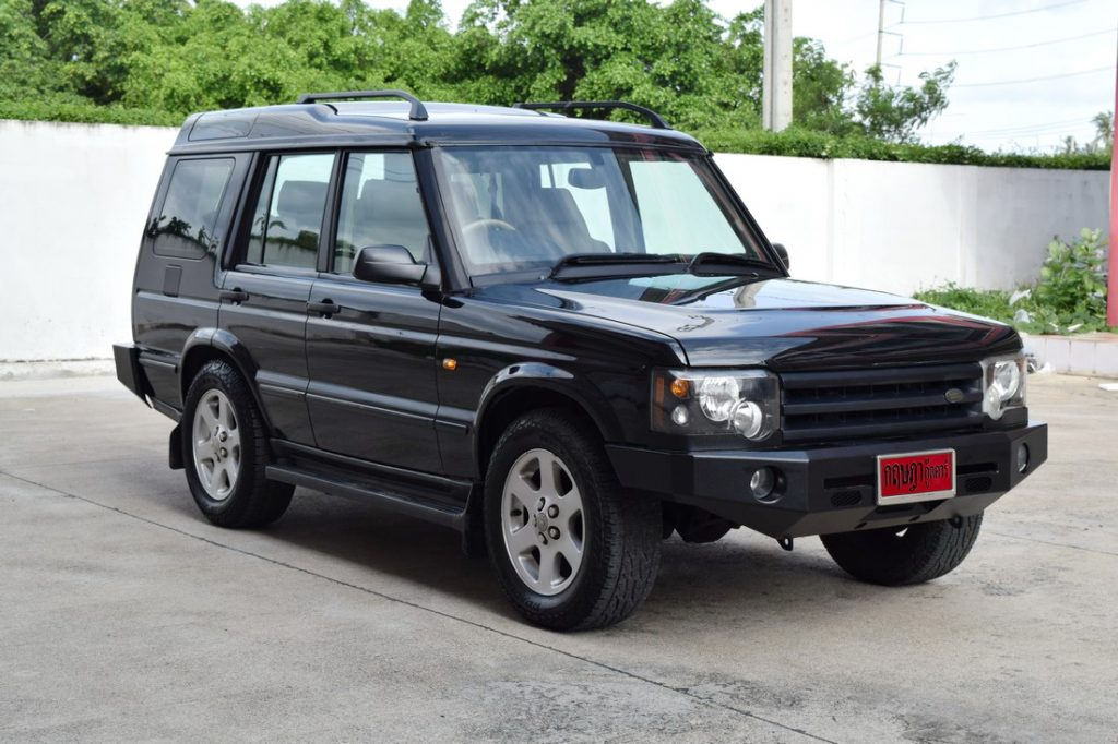 Land Rover DISCOVERY มือสอง